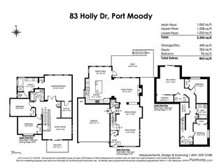 "Photo 20: 83 HOLLY Drive in Port Moody: Heritage Woods PM House for sale in ""HERITAGE WOODS"" : MLS®# R2445890"