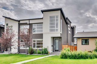 Main Photo: 4811 19 Avenue NW in Calgary: Montgomery Semi Detached for sale : MLS®# A1017657