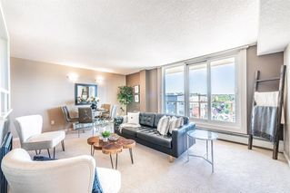 Main Photo: 706 429 14 Street NW in Calgary: Hillhurst Apartment for sale : MLS®# A1028968