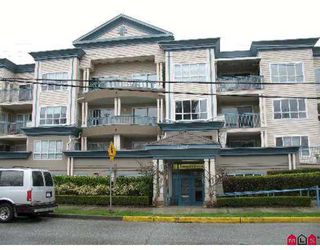 "Photo 1: 201 20727 DOUGLAS Crescent in Langley: Langley City Condo for sale in ""Joseph's Court"" : MLS®# F2705506"
