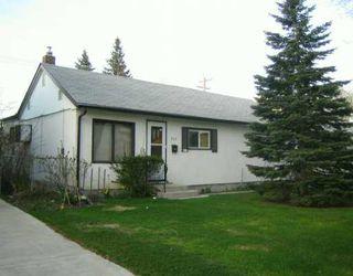 Photo 1: 361 MARGARET Avenue in WINNIPEG: West Kildonan / Garden City Single Family Detached for sale (North West Winnipeg)  : MLS®# 2707137