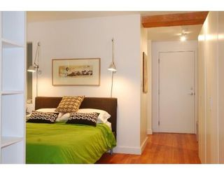Photo 6: # 203 528 BEATTY ST in Vancouver: DT Downtown Condo for sale (VW Vancouver West)  : MLS®# V652277