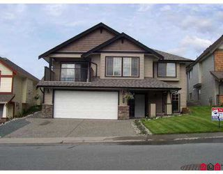 Main Photo: 8526 UNITY Drive in Chilliwack: Eastern Hillsides House for sale : MLS®# H2702575