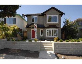 Photo 1: 242 E 43RD Avenue in Vancouver: Main House for sale (Vancouver East)  : MLS®# V658351