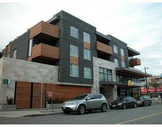 "Photo 1: 209 2525 BLENHEIM Street in Vancouver: Kitsilano Condo for sale in ""THE MACK"" (Vancouver West)  : MLS®# V693861"