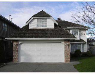 Main Photo: 9640 THOMAS Drive in Richmond: Lackner House for sale : MLS®# V704907