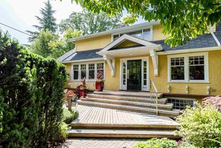 Main Photo: 1856 W 29TH Avenue in Vancouver: Shaughnessy House for sale (Vancouver West)  : MLS®# R2411701