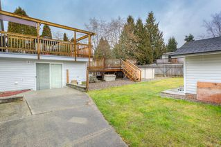 Photo 32: 11898 229th STREET in MAPLE RIDGE: Home for sale : MLS®# V1050402