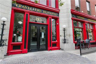 Photo 1: 503 283 Bannatyne Avenue in Winnipeg: Condominium for sale (9A)  : MLS®# 202012039