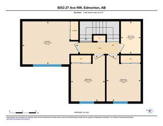 Photo 35: 8053 27 Avenue in Edmonton: Zone 29 Townhouse for sale : MLS®# E4207888