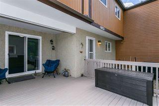 Photo 30: 8053 27 Avenue in Edmonton: Zone 29 Townhouse for sale : MLS®# E4207888
