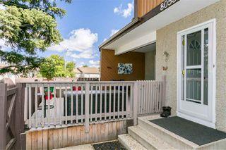 Photo 1: 8053 27 Avenue in Edmonton: Zone 29 Townhouse for sale : MLS®# E4207888