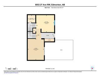 Photo 34: 8053 27 Avenue in Edmonton: Zone 29 Townhouse for sale : MLS®# E4207888