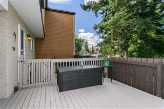 Photo 31: 8053 27 Avenue in Edmonton: Zone 29 Townhouse for sale : MLS®# E4207888