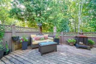 """Photo 6: 35 22900 126 Avenue in Maple Ridge: East Central Townhouse for sale in """"COHO CREEK"""" : MLS®# R2481884"""
