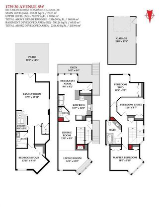 Photo 21: 1739 30 Avenue SW in Calgary: South Calgary Detached for sale : MLS®# A1018635