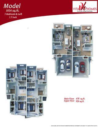 Photo 2: 4459 5 Street in Edmonton: Zone 30 House Half Duplex for sale : MLS®# E4221598