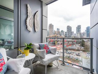 Photo 8: 1106 638 BEACH CRESCENT in Vancouver: Yaletown Condo for sale (Vancouver West)  : MLS®# R2499986