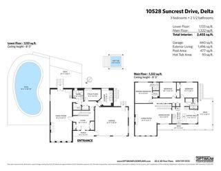 Photo 36: 10528 SUNCREST Drive in Delta: Nordel House for sale (N. Delta)  : MLS®# R2525886