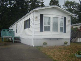 Photo 1: 390 COWICHAN AVE in COURTENAY: Manufactured/Mobile for sale (#42)  : MLS®# 304122
