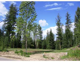 """Main Photo: LOT C REDDEN Road in Quesnel: Quesnel - Town Land for sale in """"SOUTHILLS"""" (Quesnel (Zone 28))  : MLS®# N175542"""