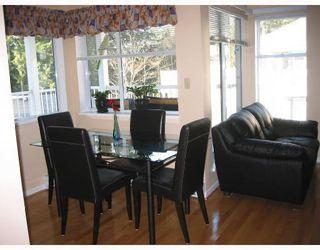 "Photo 3: 40 7345 SANDBORNE Avenue in Burnaby: South Slope Townhouse for sale in ""SANDBORNE WOODS"" (Burnaby South)  : MLS®# V679018"