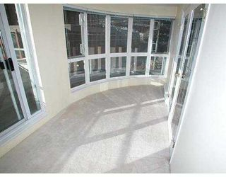 """Photo 8: 1163 THE HIGH Street in Coquitlam: North Coquitlam Condo for sale in """"THE KENSINGTON"""" : MLS®# V624290"""