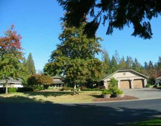 Main Photo: #17 23100 129th Avenue in Maple Ridge: House for sale : MLS®# V612422