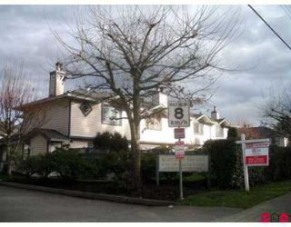 """Photo 1: 5360 201ST Street in Langley: Langley City Townhouse for sale in """"GARDEN GROVE"""" : MLS®# F2703996"""