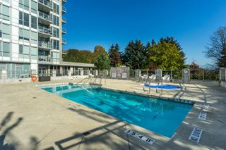 "Photo 17: 710 271 FRANCIS Way in New Westminster: Fraserview NW Condo for sale in ""PARKSIDE"" : MLS®# R2406974"