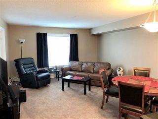Photo 2: 211 107 WATT Common in Edmonton: Zone 53 Condo for sale : MLS®# E4182590