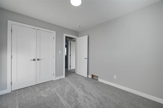 Photo 20: 17715 13 Avenue in Edmonton: Zone 56 House Half Duplex for sale : MLS®# E4185790