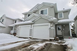 Photo 1: 18 13403 CUMBERLAND Road in Edmonton: Zone 27 House Half Duplex for sale : MLS®# E4186807