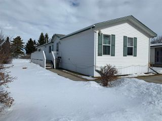 Main Photo: 57 4204 47 Street: Wetaskiwin Mobile for sale : MLS®# E4191634