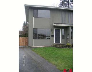 "Photo 1: 4817 207A Street in Langley: Langley City House 1/2 Duplex for sale in ""Sendall Gardens"" : MLS®# F2705081"