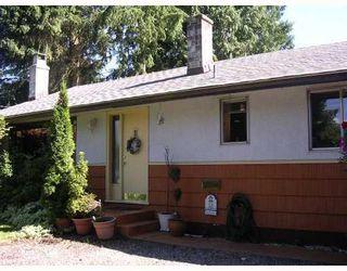 Photo 2: 1050 COMO LAKE AV in Coquitlam: House for sale : MLS®# V776122