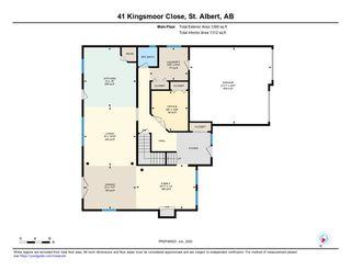 Photo 48: 41 KINGSMOOR Close: St. Albert House for sale : MLS®# E4204044