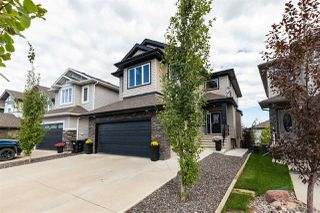 Photo 1: 21 CODETTE Way: Sherwood Park House for sale : MLS®# E4212560