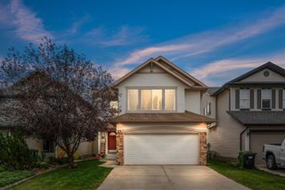 Main Photo: 84 COUGARSTONE Square SW in Calgary: Cougar Ridge Detached for sale : MLS®# A1036846