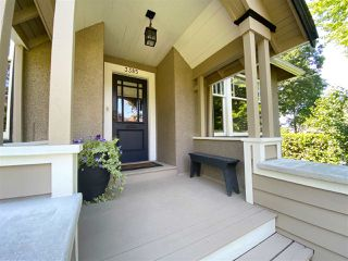 Photo 3: 3383 - 3385 MANITOBA Street in Vancouver: Cambie House for sale (Vancouver West)  : MLS®# R2507836