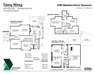 Photo 40: 3383 - 3385 MANITOBA Street in Vancouver: Cambie House for sale (Vancouver West)  : MLS®# R2507836
