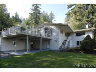 Photo 1: 903 Walfred Rd in VICTORIA: La Walfred House for sale (Langford)  : MLS®# 518123
