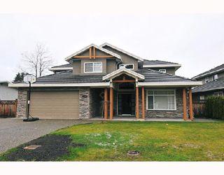 Photo 1: 11559 WOOD Street in Maple_Ridge: Southwest Maple Ridge House for sale (Maple Ridge)  : MLS®# V697793