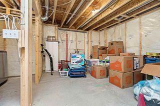 Photo 28: 2167 32 Street in Edmonton: Zone 30 House Half Duplex for sale : MLS®# E4183106