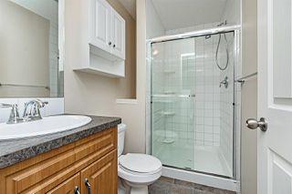 Photo 23: 2167 32 Street in Edmonton: Zone 30 House Half Duplex for sale : MLS®# E4183106