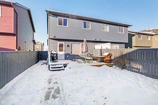 Photo 32: 2167 32 Street in Edmonton: Zone 30 House Half Duplex for sale : MLS®# E4183106
