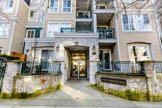 """Main Photo: 106 3278 HEATHER Street in Vancouver: Cambie Condo for sale in """"Heatherstone"""" (Vancouver West)  : MLS®# R2435000"""