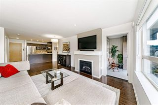"Photo 2: 420 700 KLAHANIE Drive in Port Moody: Port Moody Centre Condo for sale in ""BOARDWALK"" : MLS®# R2448544"