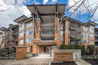 "Photo 15: 420 700 KLAHANIE Drive in Port Moody: Port Moody Centre Condo for sale in ""BOARDWALK"" : MLS®# R2448544"