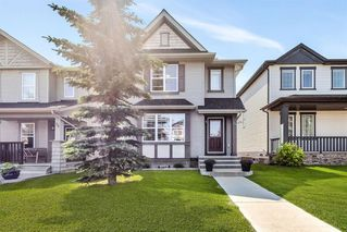 Main Photo: 79 SILVERADO SADDLE Crescent SW in Calgary: Silverado Detached for sale : MLS®# A1016173